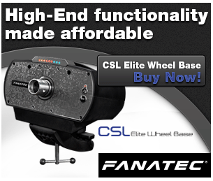 Fanatec CSL Elite Wheel Base Para PC y Xbox One 1