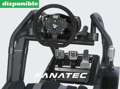 Fanatec RennSport Cockpit V2 (Cabina) 1