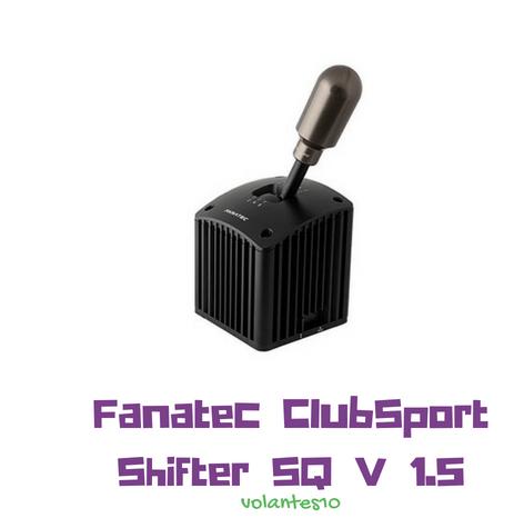 Análisis y Opiniones Para Fanatec Clubsport Shifter SQ V 1.5
