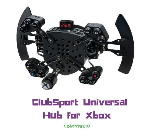 Clubsport Universal Hub para xbox one