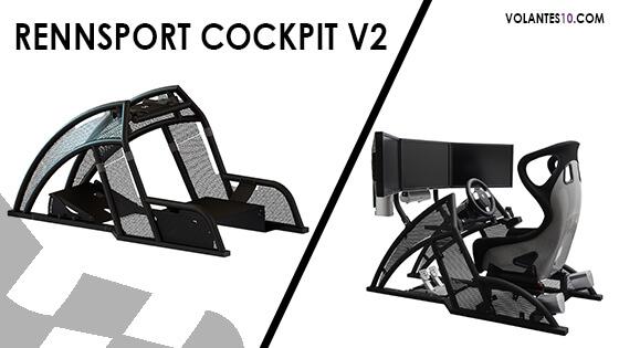 Fanatec RennSport Cockpit V2 (Cabina)