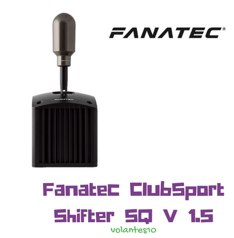 Fanatec ClubSport Shifter SQ V 1.5