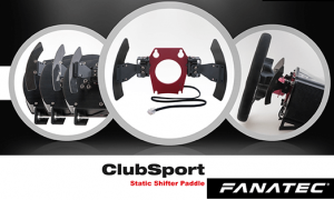 Comprar >> Fanatec ClubSport Static Shifter Paddles