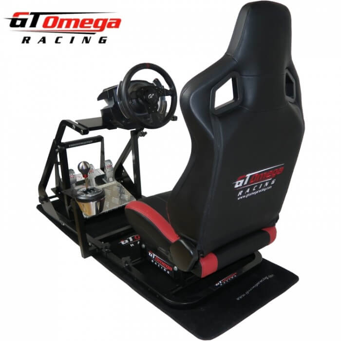 Chasis GT Omega ART + Silla RS6 - RS9 o XL RS 1