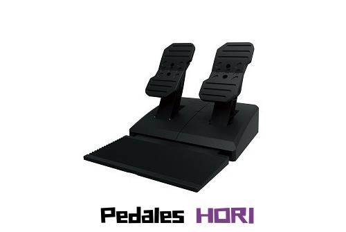 pedales hori