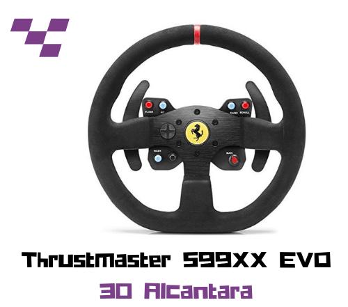 Thrustmaster 599XX EVO 30 Alcantara
