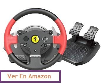 volante Thrustmaster T150 Edicion Ferrari