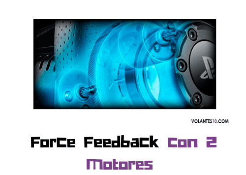 Logitech G29 Driving Force ( 2 motores)