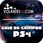 Los mejores volantes PS4 -Guia de compra 2019.