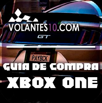 Los mejores volantes Xbox One -Guia de compra 2019.