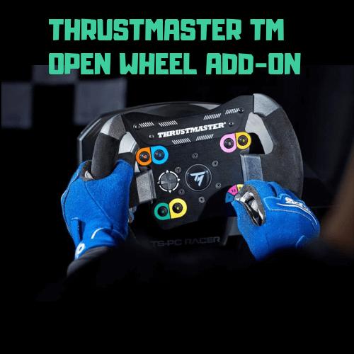 Aro Thrustmaster TM Open Wheel Add-on