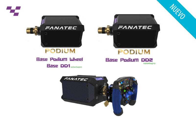 Fanatec Podium y El Ecosistema Direct Drive Explicado Para [ Principiantes ] 1