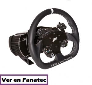 comprar volante fanatec clubsport forza motorsport