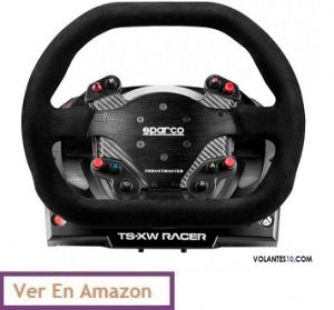comprar volante thrustmaster ts-xw racer sparco