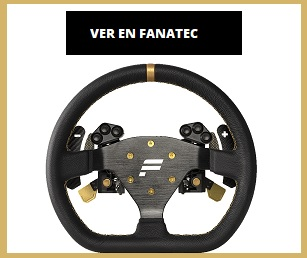 Fanatec ClubSport Steering Wheel R300 EU 1