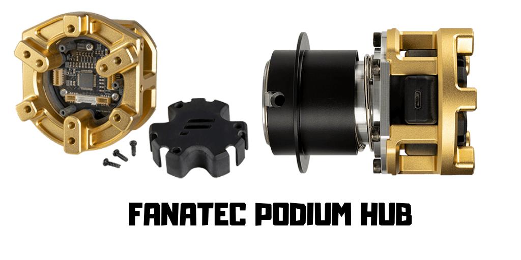 Fanatec Podium HUB 2