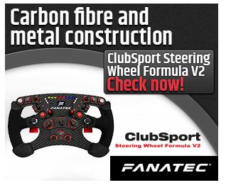 Fanatec ClubSport Steering Wheel Formula V2 EU 1