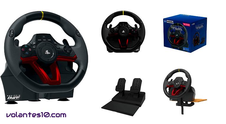 Hori RWA Racing Wheel Apex Volante inalámbrico para PS5